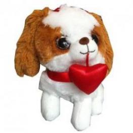 Perrito Pupy Con Corazon 21Cm Ref.10112