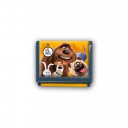 Pets Billetera Velcro City Ref 53481