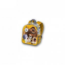 Pets Mochila Infantil City Ref 54716