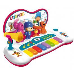 Pocoyo Piano Con Microfono
