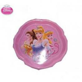 Princesa Plato Plastico Ref 6545050