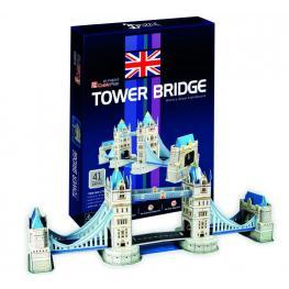 Puzzle 3D Tower Bridge 41Pieces Ref C702
