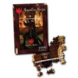 Puzzle Aguila Roja