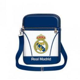 Real Madrid Bandolera Tablet Med White Ref 60021
