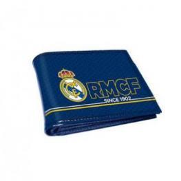 Real Madrid Billetera Blue Ref 59827