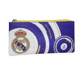 Real Madrid Estuche Plano Pulsa y Escucha el Himno Ref Cyp-880271802 Ptm-01-Rm
