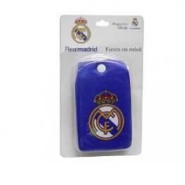 Real Madrid Funda Movil de Tela Ref Fm-30-Rm