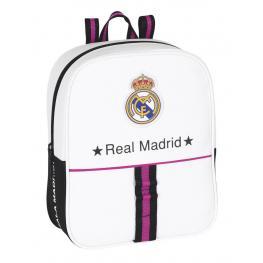 Real Madrid Mochila Esc Guarderia Adp Carro Ref 611457232