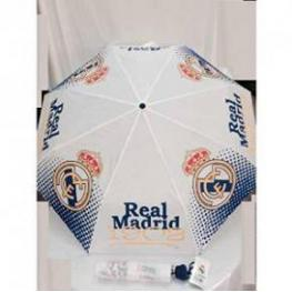 Real Madrid Paraguas Plegable Infantil Ref Ag-63-Rm