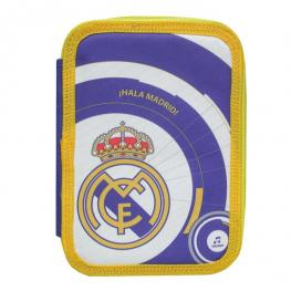 Real Madrid Plumier Pulsa y Escucha el Himno Refcyp -B80271802 Epm-01-Rm