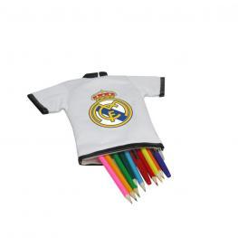 Real Madrid Porta Todo Camiseta Ref Pc-100-Rm