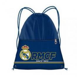 Real Madrid Saco Mochila Blue Ref 59865