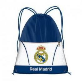 Real Madrid Saco Mochilawhite Ref 59988