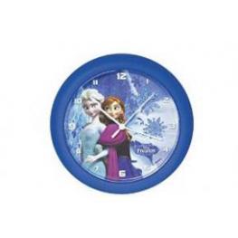 Frozen Reloj de Pared Elsa y Ana 25.5X25.5X3.5Cm Ref Fr9-Wc1