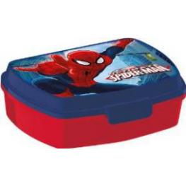 Sandwichera Spiderman