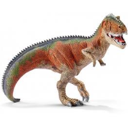 Schleich Giganotosaurio Naranja Ref 14543