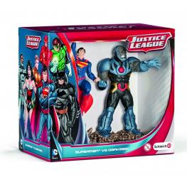 Schleich Superman Vs Darkseid