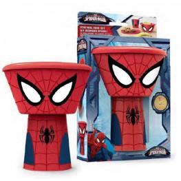Set Desayumo Pp Apilable Spiderman C.59477