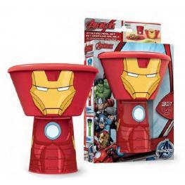 Set Desayuno Pp Apilable Avengers C.53878