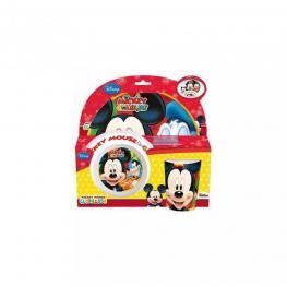 Set Melanina 3Pce.Mickey Colors Ref 56090