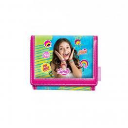 Soy Luna Billetera Velcro Like Ref 52446