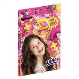 Soy Luna Carpeta Goma Ln Freestyle Ref 52974