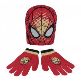 Spiderman Conjunto Inv Acril. 2Pcs