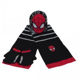 Spiderman Conjunto Inv Acril. 3Pcs
