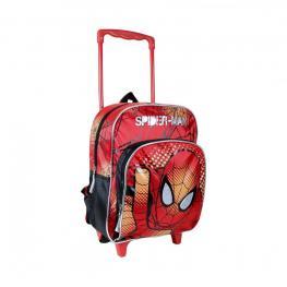 Spiderman Mochila Carro Fijo