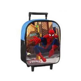 Spiderman Mochila Carro Guarderia 34X24X12 Ref 5005056