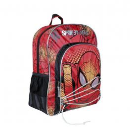 Spiderman Mochila Escolar Grande