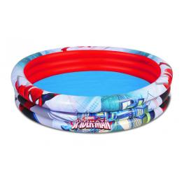 Spiderman Piscina 3 Ring Pool 1,52M X H 30 Cm 60*xh12* Ref 98006