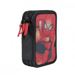 Spiderman Plumier 3 Pisos