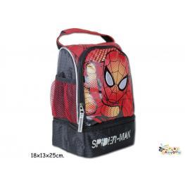 Spiderman Portamerienda Térmica