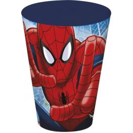 Spiderman Vaso Apilable Pp 430Ml 52406