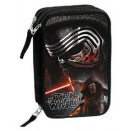 Star Wars Plumier Triple Sw Android Ref 52712