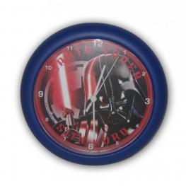 Star Wars Reloj Pared