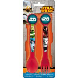 Star Wars Set Cubiertos Ref 66716