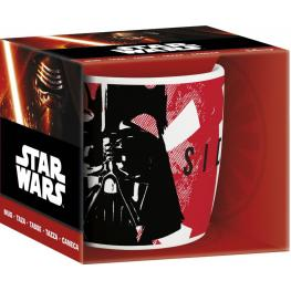 Star Wars Taza Ceramica Barrilete Ref 14385