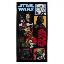 Star Wars Toalla Playa 70X140 Cm Ref 2200001096