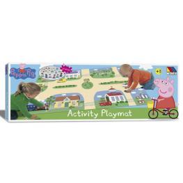 Tapiz de Actividades Peppa Pig