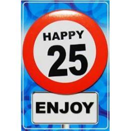 Targeta Happy 25 Ref 07350