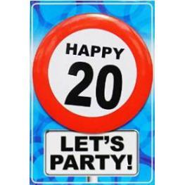 Targeta Happy 20 Ref 07345