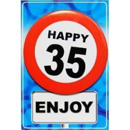 Targeta Happy 35 Ref 07360