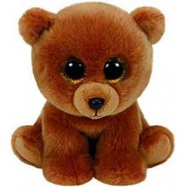 Ty Brownie Bear 23Cm Ref 90222