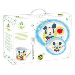 Mickey Vajilla Especial Microondas Ref 14372