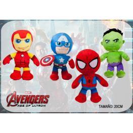 Vengadores Marvel Muñeco Hulk  Peq.