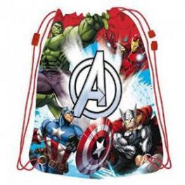 Vengadores Marvel Saco Tela