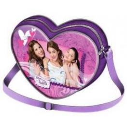 Violetta Bolso Forma Corazon Bandolera Ref 315908