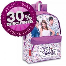 Violetta Mochila Colegio Ref 20830